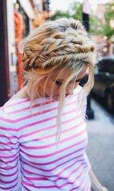 Braided Hairstyles for Long Hair and Medium Hair101