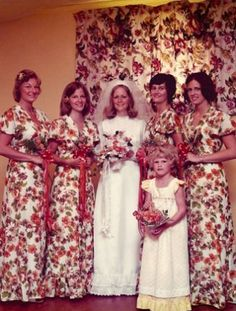 Awkward Bridesmaid Photos | The Knot Blog – Wedding Dresses, Shoes, & Hairstyle News & Ideas