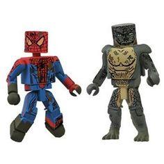 Minimates Exclusive Amazing Spider-Man Movie Sewer Set