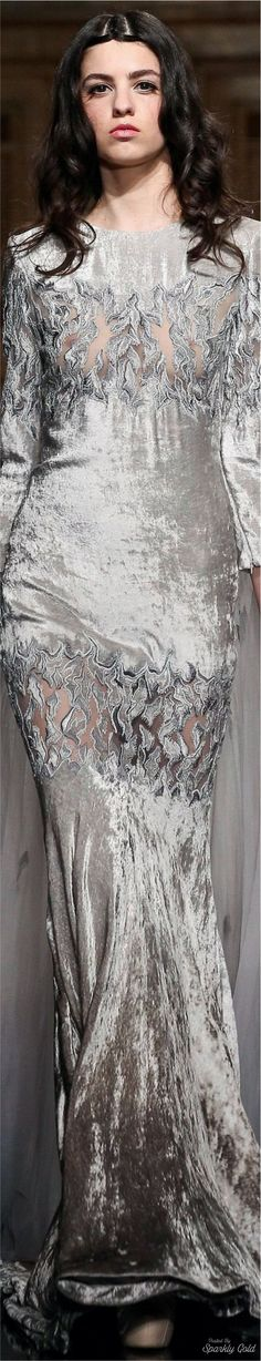 Tony Ward Fall 2016 Couture