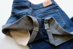 Photo 4- I DIY: How To Make 3 Pairs Of Denim Cut-Off Shorts