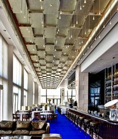 Mr Chow in Miami, Florida at the W Hotel is amazing. food, staff and experience are beyond!  305-938-3000