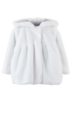 Stylish Hooded Winter Faux-Fur Jacket for kids from @letopusa #PNapproved