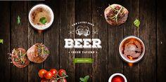 #Tavern   Pub, #Restaurant & Brewery #HTML Template