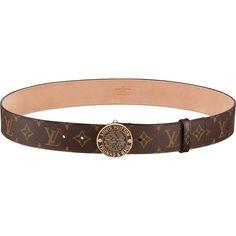 Louis Vuitton belt Trunks