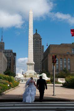 Our Beautiful Wedding In Buffalo, NY