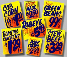 signs by www.daytonacme.com