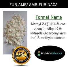 FUB-AMB/ AMB-FUBINACA - http://www.theresearchchemicals.com/new-products-5/fub-amb.html