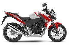 2015 CB®500F ABS White/Red (CB500FA)