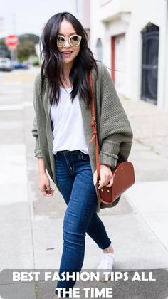Outfit ideas and what to wear in san francisco in june san. Casual Outfits, Cute Outfits, Fashion Outfits, Womens Fashion, Cute Cardigan Outfits, Runway Fashion, Fashion Trends, Stitch Fix Outfits, Casual Chic