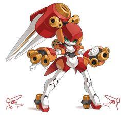 Game Character Design, Character Design Inspiration, Character Concept, Character Art, Anime Manga, Anime Art, Concept Art Gallery, Cool Robots, Robot Girl