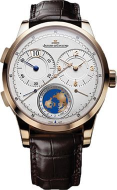 Jaeger-LeCoultre Duometre Unique Travel Time Rose Gold 2014 6062520