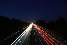 """""""Autobahn A25 mit Blickrichtung Linz"""" (Bild: Sascha Weidlinger)"""
