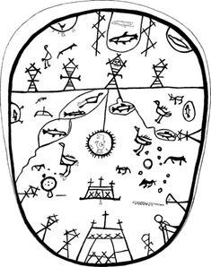 Lappland, Ancient Symbols, Ancient Art, Ancient Tattoo, Drum Tattoo, Thinking Day, Indigenous Art, Museum, Dresden