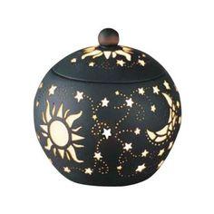 Amazon.com: DonnieAnn Sun, Moon, Star Tea light Holder: Furniture & Decor