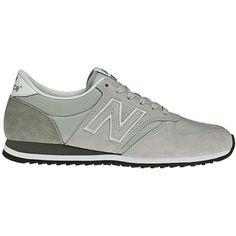 New Balance U420SNGG Kadın Gri Spor Ayakkabı