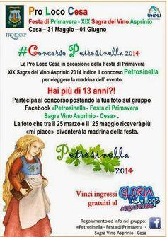 AccadeinCampania: Sagra del Vino Asprinio a Cesa 2014