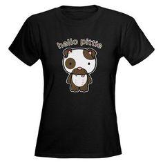 Hello Pittie - I want one