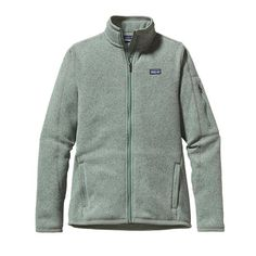 Patagonia Women's Better Sweater® Fleece Jacket - Verdigris (VDGS)