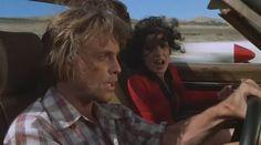 "Mark Hamill and Annie Potts in ""Corvette Summer"" (1978)"