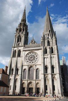 Prazeres Ocultos: Arquitectura Gotica