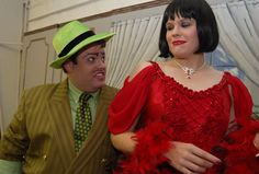 Mr. Green & Miss Scarlet