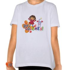 Dora The Explorer - Que Colores! T Shirt Yes I can say you are on right site we just collected best shopping store that haveThis Deals          Dora The Explorer - Que Colores! T Shirt today easy to Shops & Purchase Online - transferred directly secure and trusted checkout...