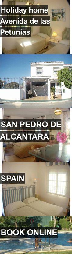 Hotel Holiday home Avenida de las Petunias in San Pedro de Alcantara, Spain. For more information, photos, reviews and best prices please follow the link. #Spain #SanPedrodeAlcantara #HolidayhomeAvenidadelasPetunias #hotel #travel #vacation