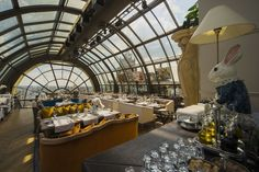 Gorgeous Interiors from the World's 50 Best Restaurants Photos | Architectural Digest