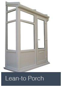 DIY UPVC Porch | Master Plastcs Porch Uk, House With Porch, Upvc Porches, Small Screened Porch, Glass Porch, Open Plan Kitchen Diner, Porch Kits, Building A Porch, Pergola Plans
