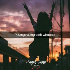 Whahahahahaha Bisaya Quotes, Love Song Quotes, Hurt Quotes, Tweet Quotes, Crush Quotes, Mood Quotes, Qoutes, Filipino Quotes, Pinoy Quotes