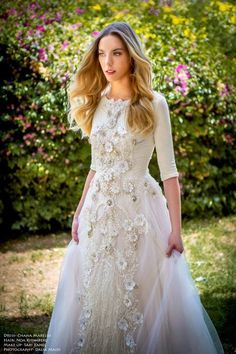 orthodox wedding dress color