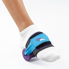 Dr. Archy Foot Massager :: Foot Health :: Heel Pain / Plantar Fasciitis :: Stretching Aids :: FootSmart