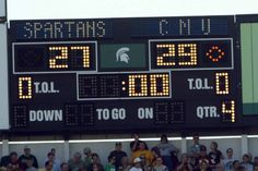 When CMU beat State!!!
