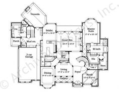 Bothwell - House Plan - Estate - First Floor Plan