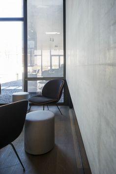 Beetle lounge chair at Castor in Beveren-Leie, Belgium