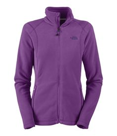 The North Face Women's TKA 200  Full Zip Top