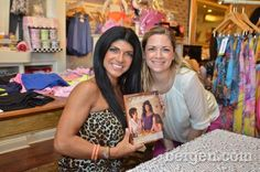 teresa giudice shore house | Photos: Teresa Giudice host Children's Fashion Show fundraiser in ...