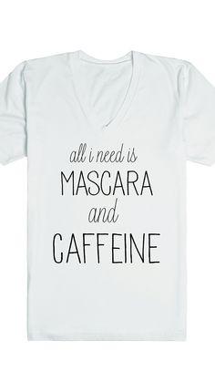 Mascara & Caffeine
