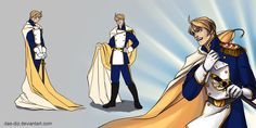 Hetalia: America by Das-diz.deviantart.com on @deviantART - Eighth in a series of pictures of Hetalia characters if the anime was a fantasy series: Alfred as a Prince. There isn't much of a description here, just the character design.