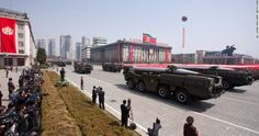 North Koreas military may be armed with obsolete conventional weapons but at 1.2 million men it poses a very real threat to its neighbour and nemesis to the south.  Equipped with 20000 artillery pieces 1000 short- and medium-range missiles 70 submarines more than 400 patrol/missile boats and 563 combat aircraft the Hermit Kingdoms forces are poised to do maximum damage in a sneak attack against South Korea.  Its 10 plutonium-based nuclear warheads and evolving missile technology exists to…