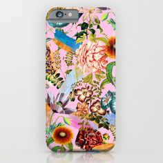 Check out society6curated.com for more! @society6 #floral #flowers #pattern #phone #case #phonecase #accessory #accessories #fashion #style #buy #shop #sale #cool #sweet #rad #awesome #fun #beautiful #beauty #pretty #botanical #iphone #products #product  #botanical #pink #purple #violet #green #blue #red #orange #yellow