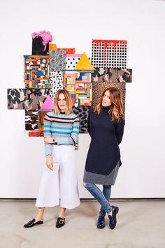 www.styleoftwo.com Hanging Out, Muse, Archive, Fashion, Moda, Fashion Styles, Fashion Illustrations, Fashion Models