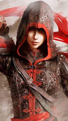 Assassin's Creed art.so cool  #AssassinsCreed #cosplayclass