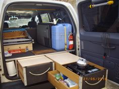 . camp setups - 4x4 Earth