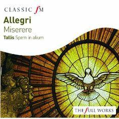 Allegri: Miserere / Tallis: Spem in Alium (cd)