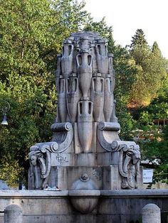 Fontana delle anfore, Roma