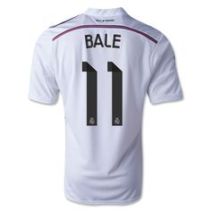 Youth 2014/15 Real Madrid Gareth Bale 11 Soccer Jersey & Shorts