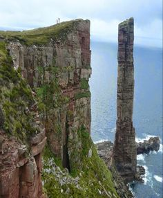 Old Man of Hoy, Orkney , Scotland - Travel Pedia