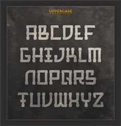 Barque - Free Typeface on Behance